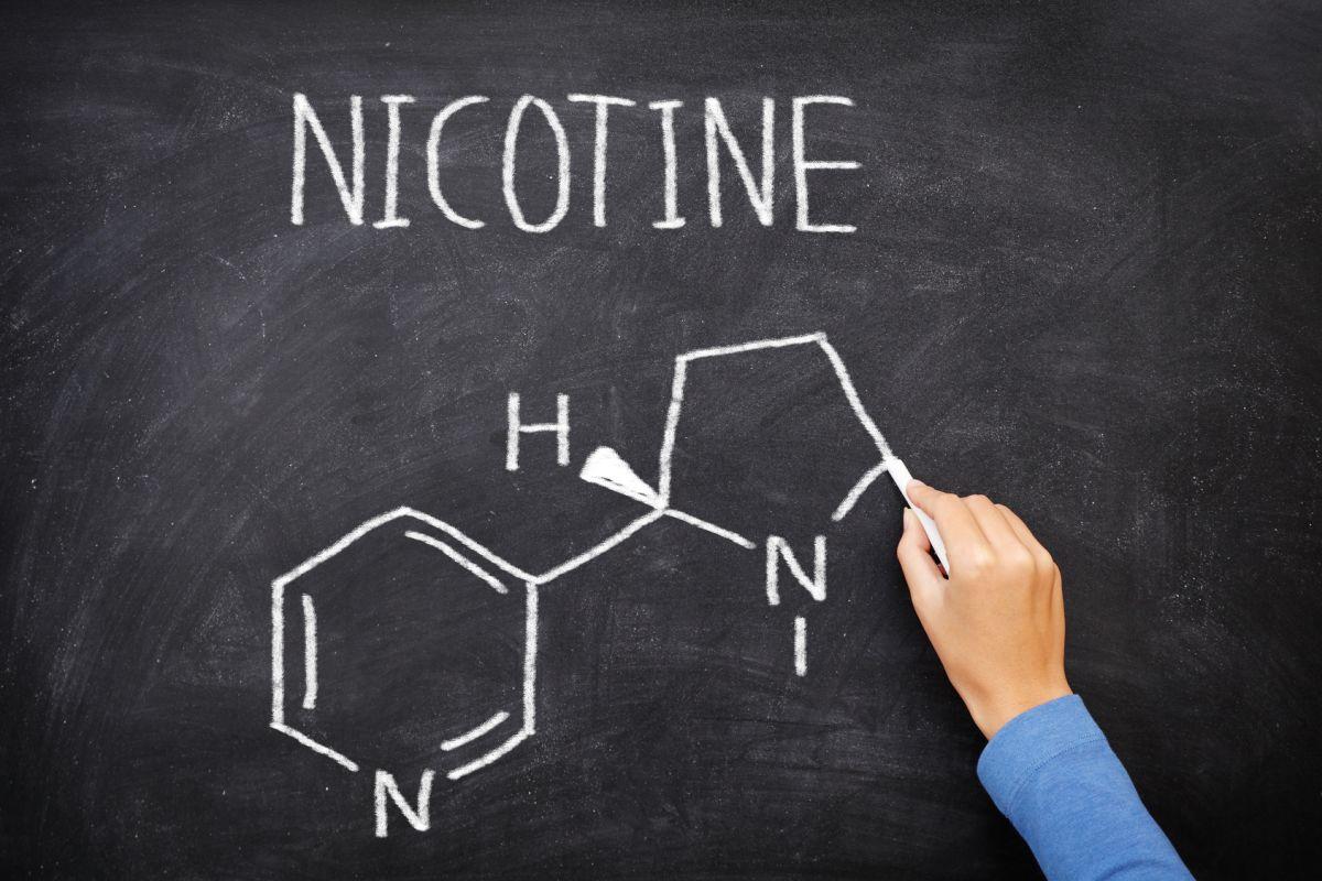 Mechanizm działania nikotyny