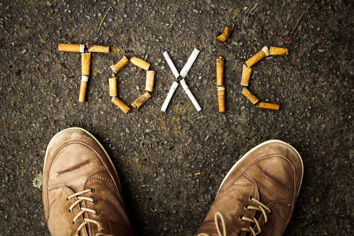 Na czym polega toksyczność nikotyny?