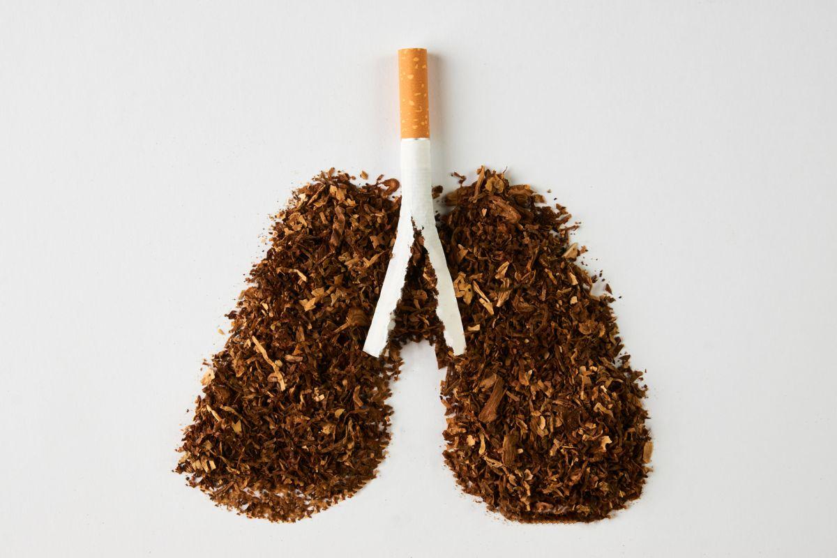 Substancje smoliste w papierosach